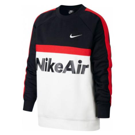 Nike NSW NIKE AIR CREW B black - Boys' sweatshirt