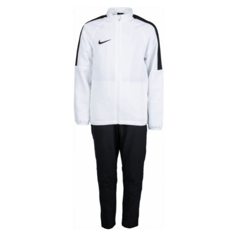Nike DRY ACDMY18 TRK SUIT W Y white - Boys' football set