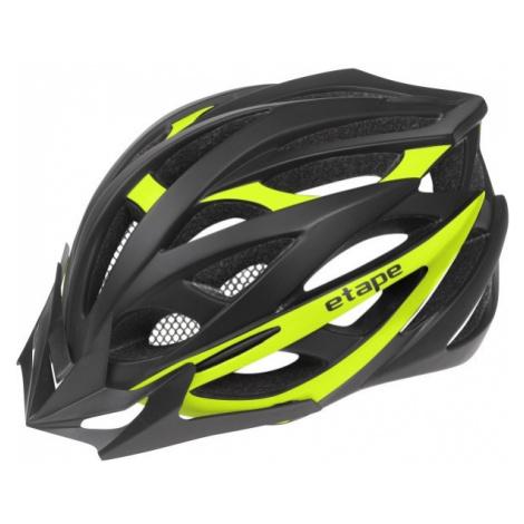 Etape MAGNUM black - Men's cycling helmet