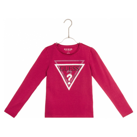 Guess Kids T-shirt Red Pink