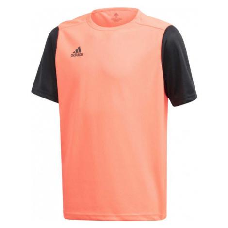 adidas ESTRO 19 JSY JNR orange - Kids' football jersey