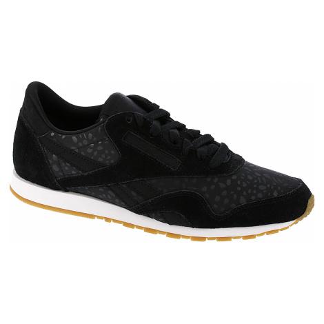 shoes Reebok Classic Nylon Slim TXT Lux - Black/White/Gum