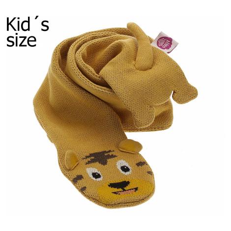 scarf Affenzahn Timmy Tiger - Yellow - kid´s