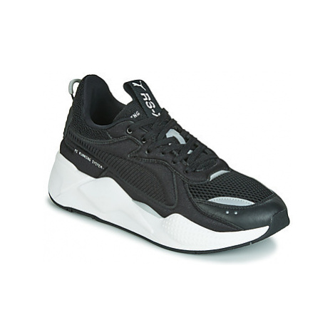 Puma RS-X SOFT CASE men's Shoes (Trainers) in Black