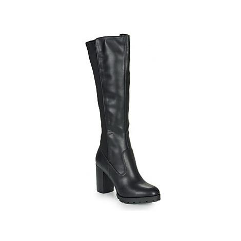 Buffalo FELICITA women's High Boots in Black
