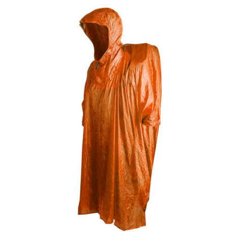 TRIMM TOPIC orange - Poncho