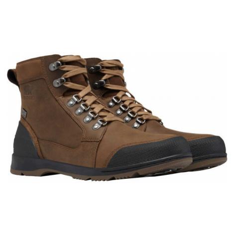 Sorel ANKENY II MID OD brown - Men's winter shoes
