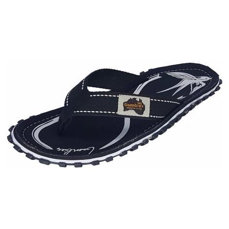 flip flops Gumbies Islander - Tattoo