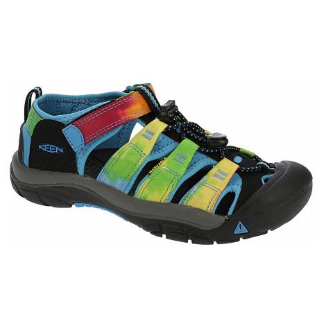 shoes Keen Newport H2 - Rainbow Tie Dye