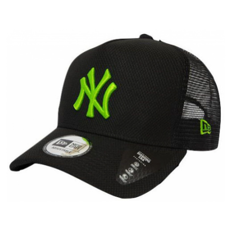 New Era 9FORTY AF TRUCKER MLB DIAMOND ERA NEW YORK YANKEES black - Men's trucker cap