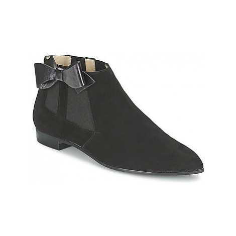 Paco Gil PECANTI women's Mid Boots in Black