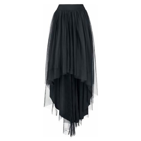 Ocultica - Gothic Tulle Skirt - Skirt - black
