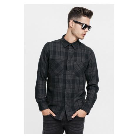 Urban Classics Checked Flanell Shirt 2 cha/blk