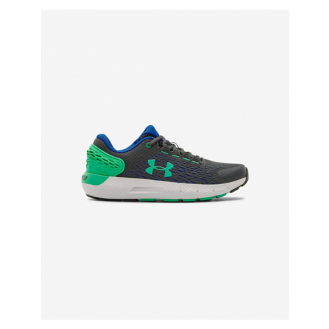 Under Armour Charged Rogue 2 Kids Sneakers Grey