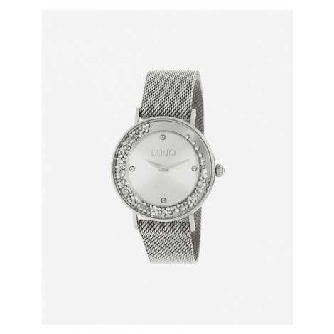 Liu Jo Dancing Slim Watches Silver