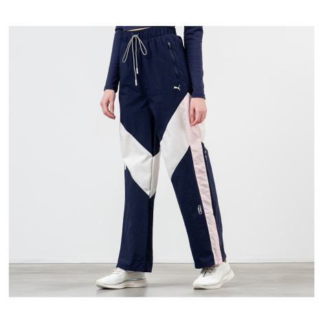 Puma x Selena Gomez Track Pants Peacoat/ Whisper White/ Pink