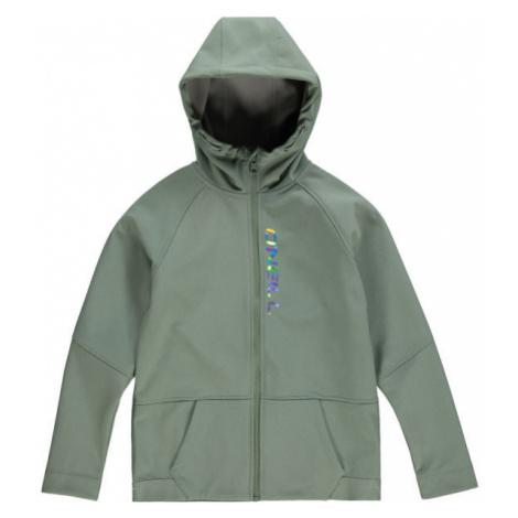O'Neill PG GIRLS SOFTSHELL green - Girl's softshell jacket