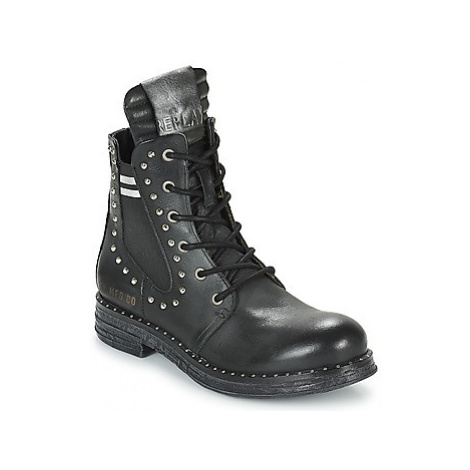 Replay SKIN women's Mid Boots in Black
