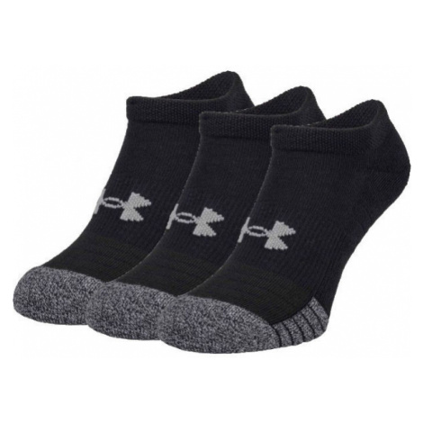 Under Armour HEATGEAR NS black - Unisex socks