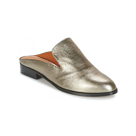 Robert Clergerie COULIPAID women's Mules / Casual Shoes in Silver