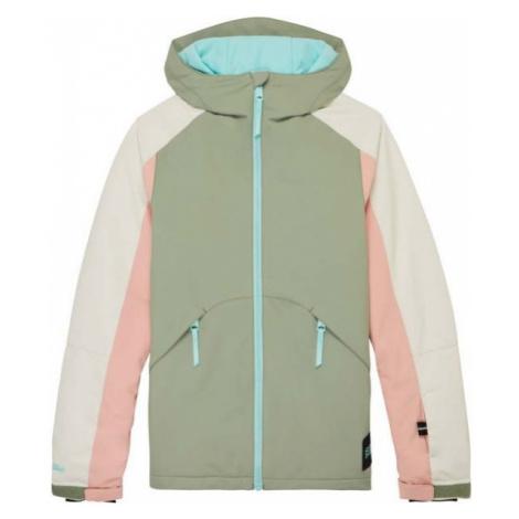 O'Neill PG DAZZLE JACKET green - Girls' snowboard/ski jacket