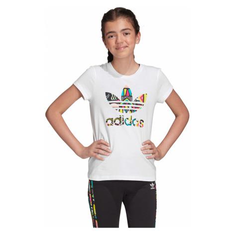 adidas Originals Kids T-shirt White