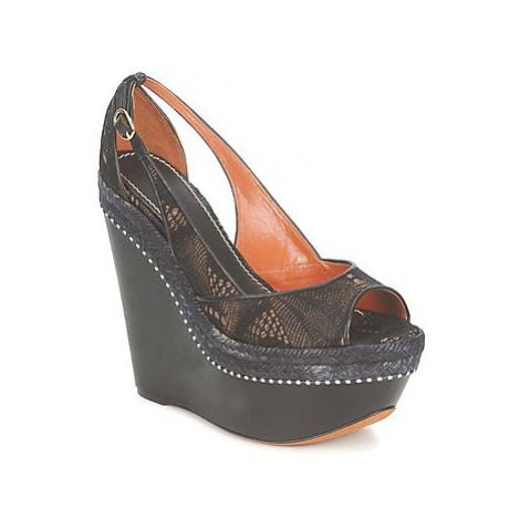 Missoni TM14 women's Sandals in Black