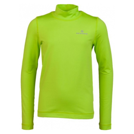 Arcore ZARKO green - Children's functional long sleeve T-shirt