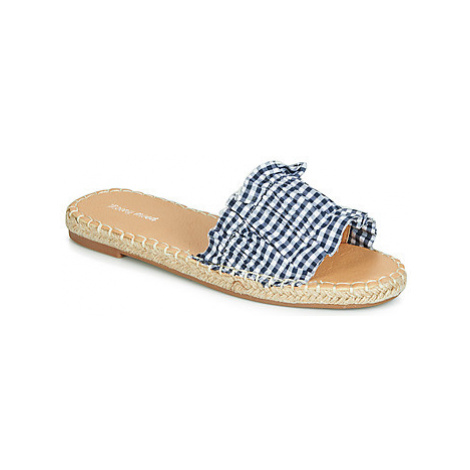 Moony Mood JOLIVOU women's Mules / Casual Shoes in Blue
