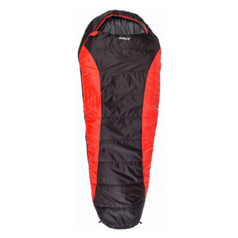 Willard DARNLEY 200 black - Sleeping bag with synthetic filling