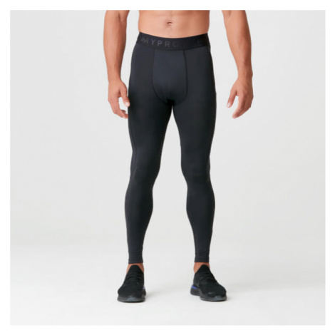 Charge Compression Tights - Black - S Myprotein