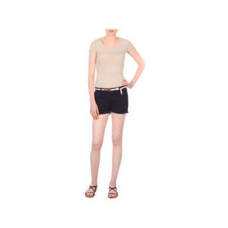 Franklin Marshall MACQUARIE women's Shorts in Blue Franklin & Marshall