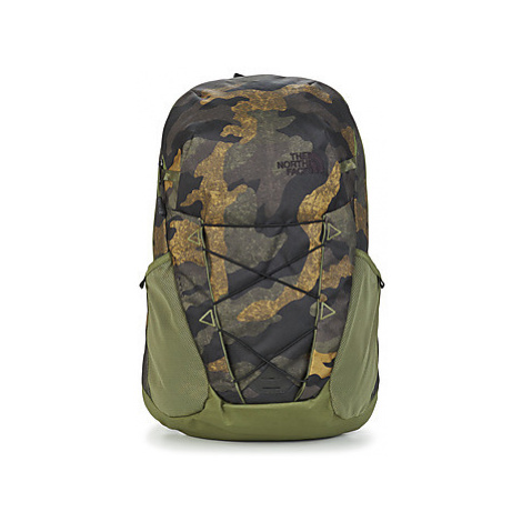 The North Face JESTOREALIS men's Backpack in Green