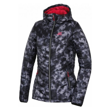 Hannah TALLA grey - Women's quilted jacket