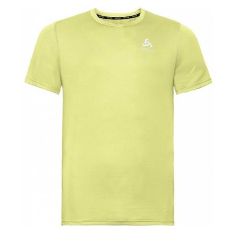 Odlo T-SHIRT S/S CERAMICOOL green - Men's T-shirt