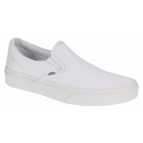 Vans Classic Slip-On Shoes - True White