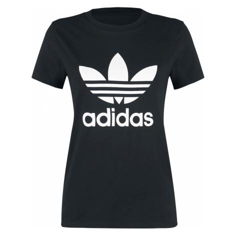 Adidas - Trefoil Tee - Girls shirt - black