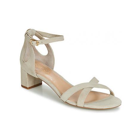Lauren Ralph Lauren FOLLY women's Sandals in Beige