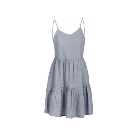 Vero Moda VMJANE women's Dress in Blue