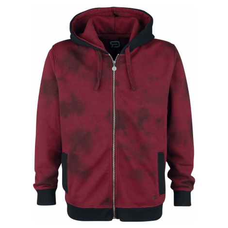RED by EMP - Mask Of Sanity - Hooded zip - red