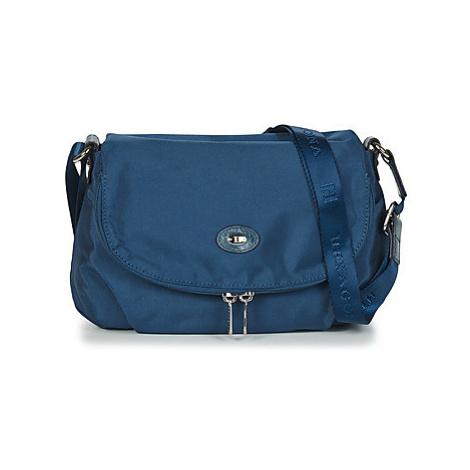 Hexagona - women's Shoulder Bag in Blue