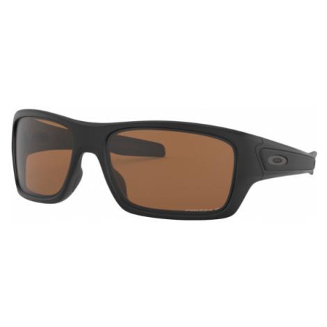 Oakley Men's Black Turbine Sunglasses