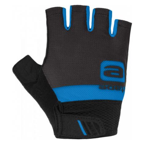 Blue men's gloves