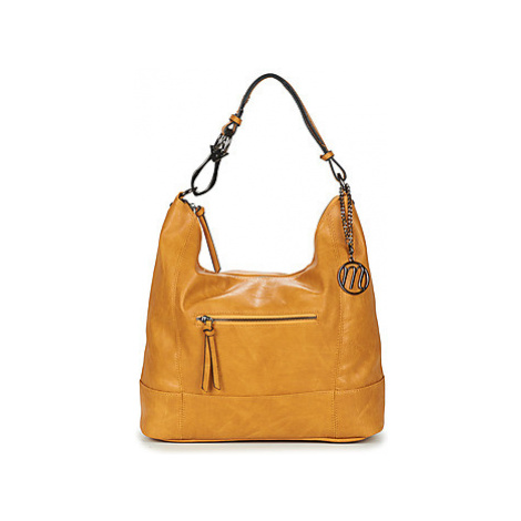 Moony Mood HODI women's Shoulder Bag in Yellow