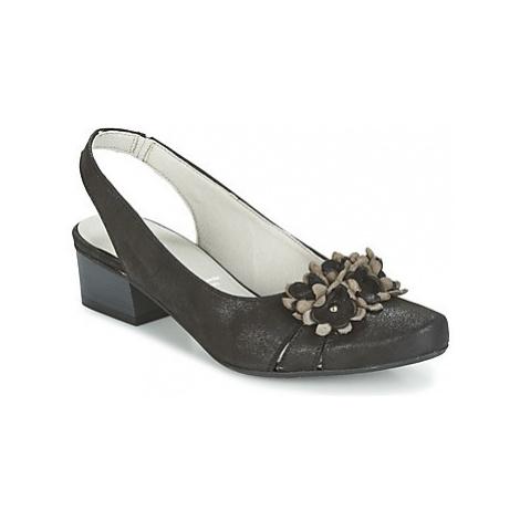 Dorking TUCAN women's Sandals in Black