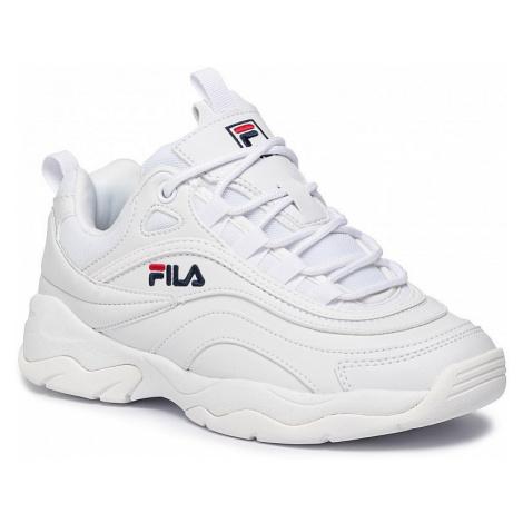 shoes Fila Ray Low - White - men´s