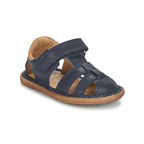 Shoo Pom CRESPIN TONTON boys's Children's Sandals in Blue
