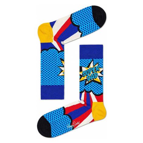 socks Happy Socks Super Dad - DAD01-6300