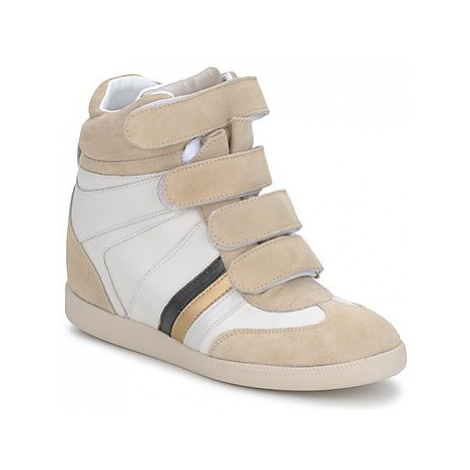 Serafini TUILLERIE women's Shoes (Trainers) in White