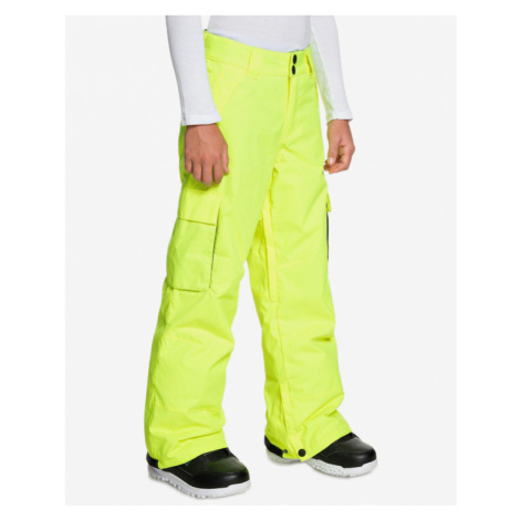 DC Banshee Kids Trousers Yellow